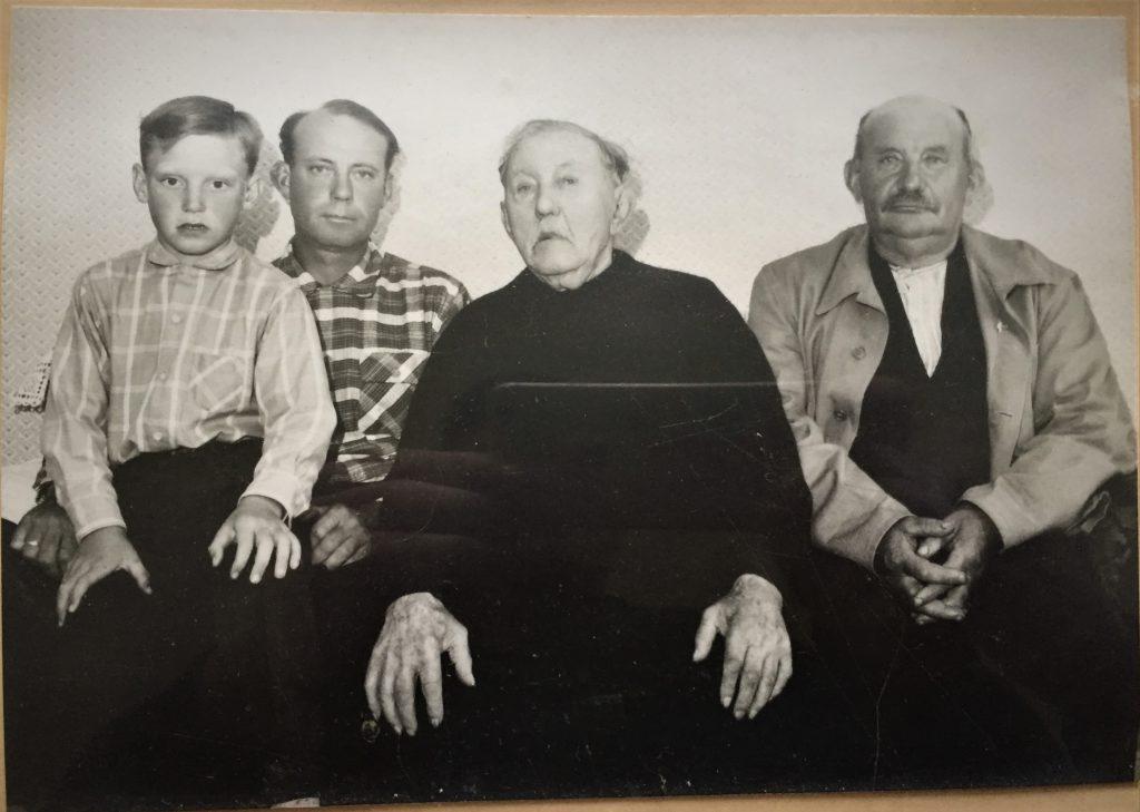 Billedet er taget i 1960